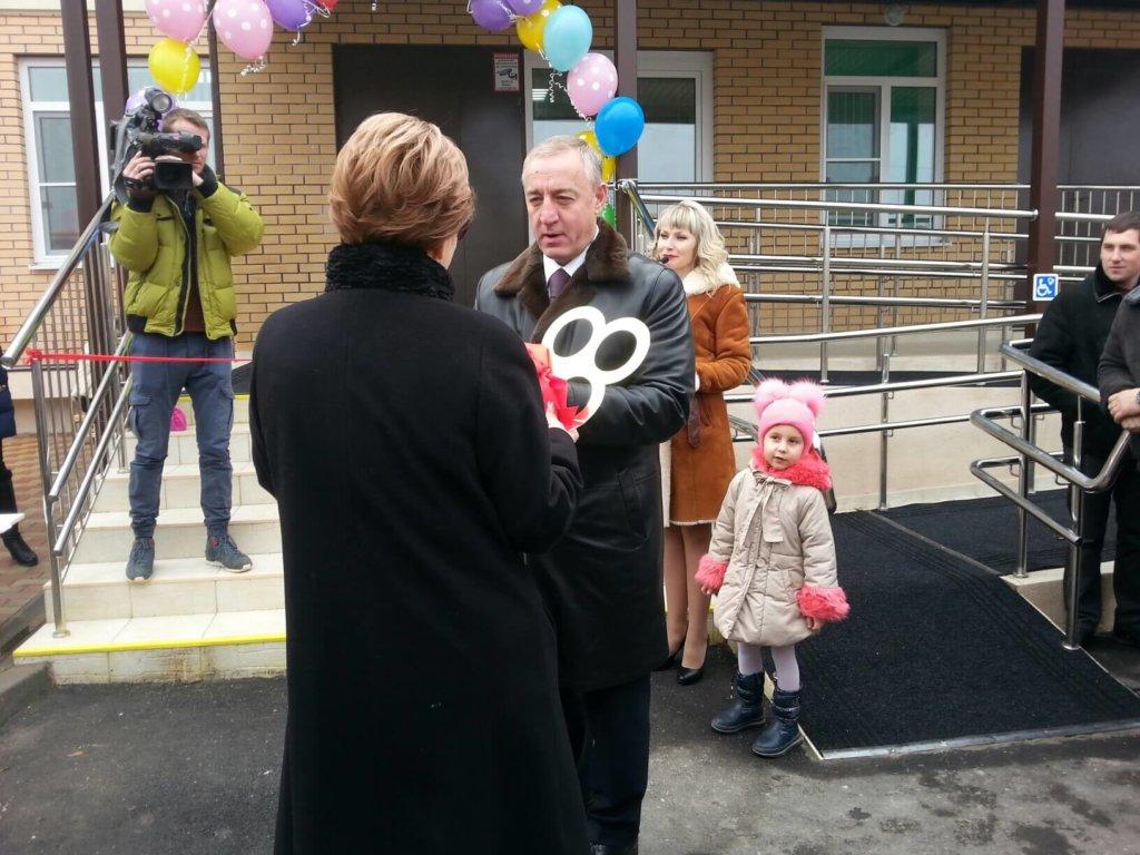 energetik pyatigorsk 0019 - В Пятигорске в п.Энергетик открыли новый детский сад