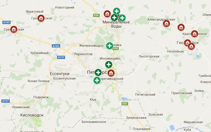 energetik 20170528 1 - Пятигорск готовится принять эвакуированных из зоны подтопления