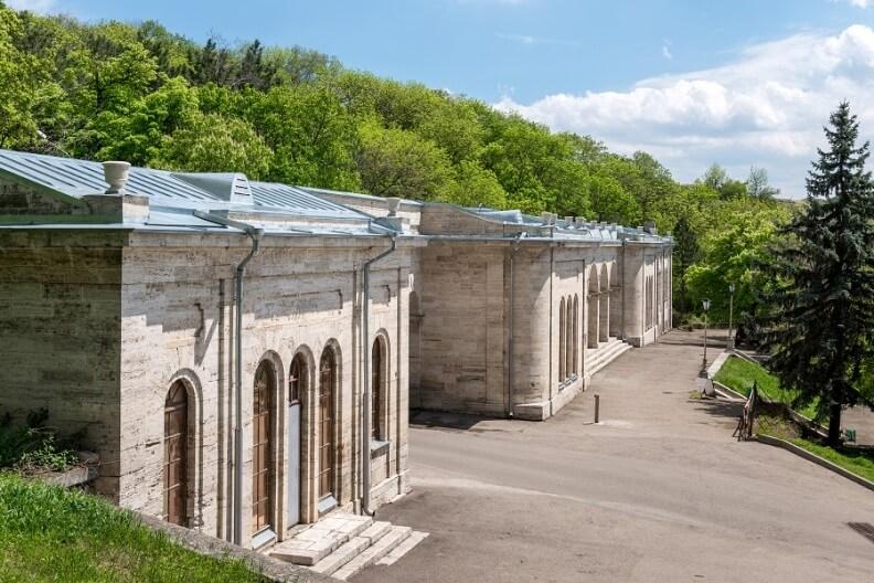 energetik pyatigorsk - Архитектурная изюминка курорта не должна превратиться в торговый объект