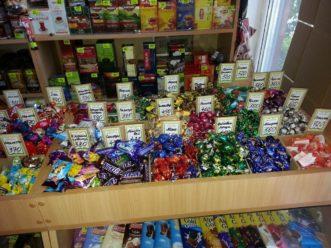 """Магазин """"Сладкоежка"""" уже работает и ждет своих сладкоежек ))"""