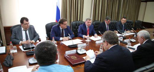 CA0A6136 520x245 - Совещание по вопросам ликвидации последствий паводка на Ставрополье