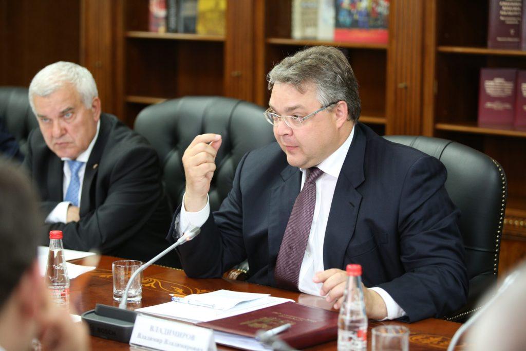 CA0A6355 1024x683 - Совещание по вопросам ликвидации последствий паводка на Ставрополье