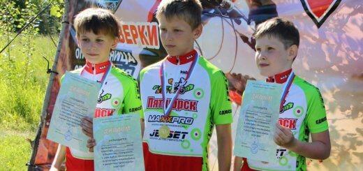 energetik 20170609 8 1 520x245 - Юные велогонщики из Пятигорска показали отличный результат на I этапе кубка Велокавказа