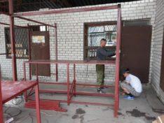 В п.Энергетик готовится к открытию казачий рынок-ярмарка