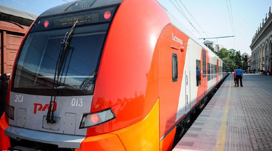 energetik 20180316 001 - Поезд «Ласточка» свяжет Краснодар и Кисловодск с 1 апреля