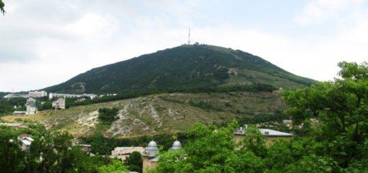 В канун 238-го дня рождения Пятигорск обнимет гору Машук